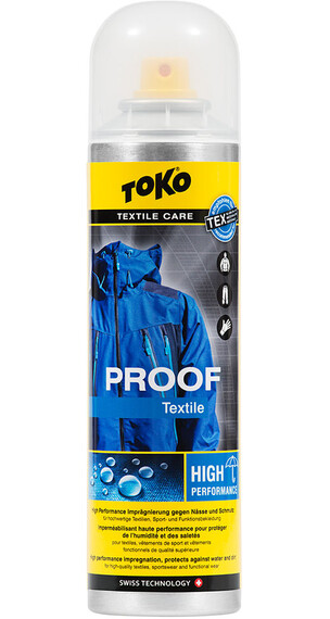 Toko Textile Proof uitrustingsonderhoud 250 ml